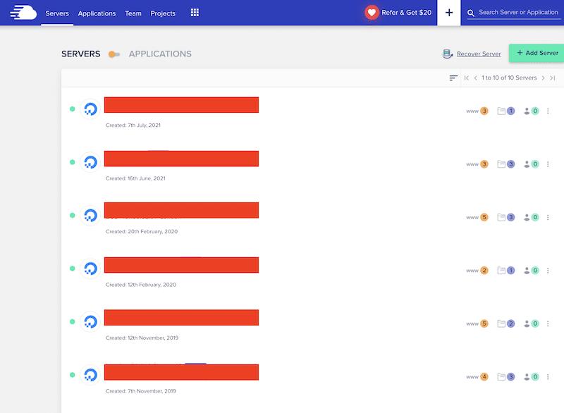 Hosting är av högsta vikt för bra Google Page Speed Score